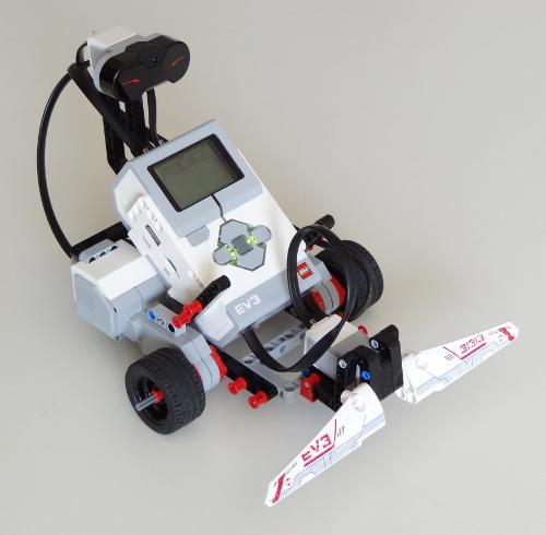 Lego Mindstorms Ev Race Car Building Instructions